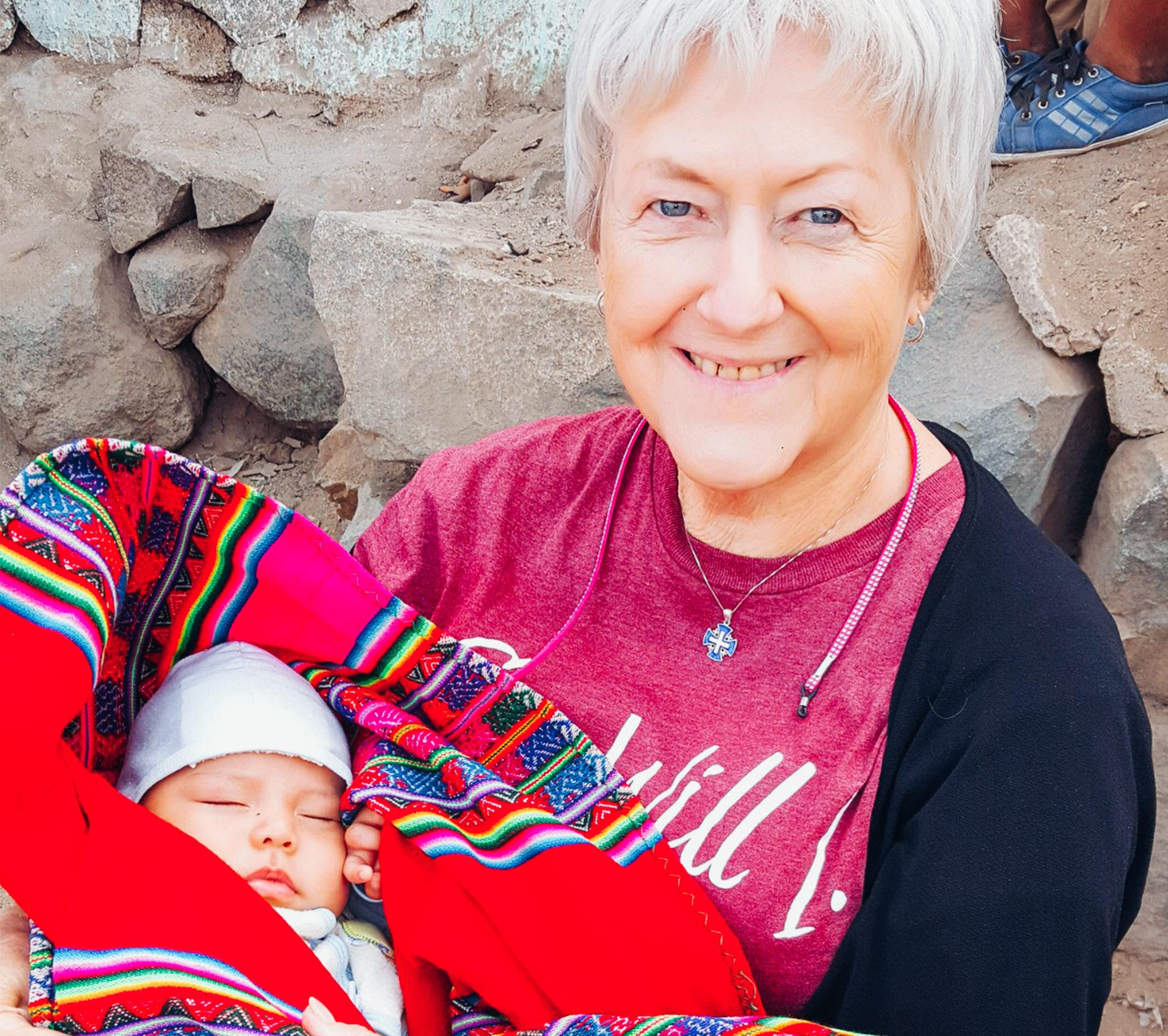 Missionary to Peru