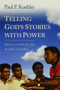 Telling God's Stories with Power