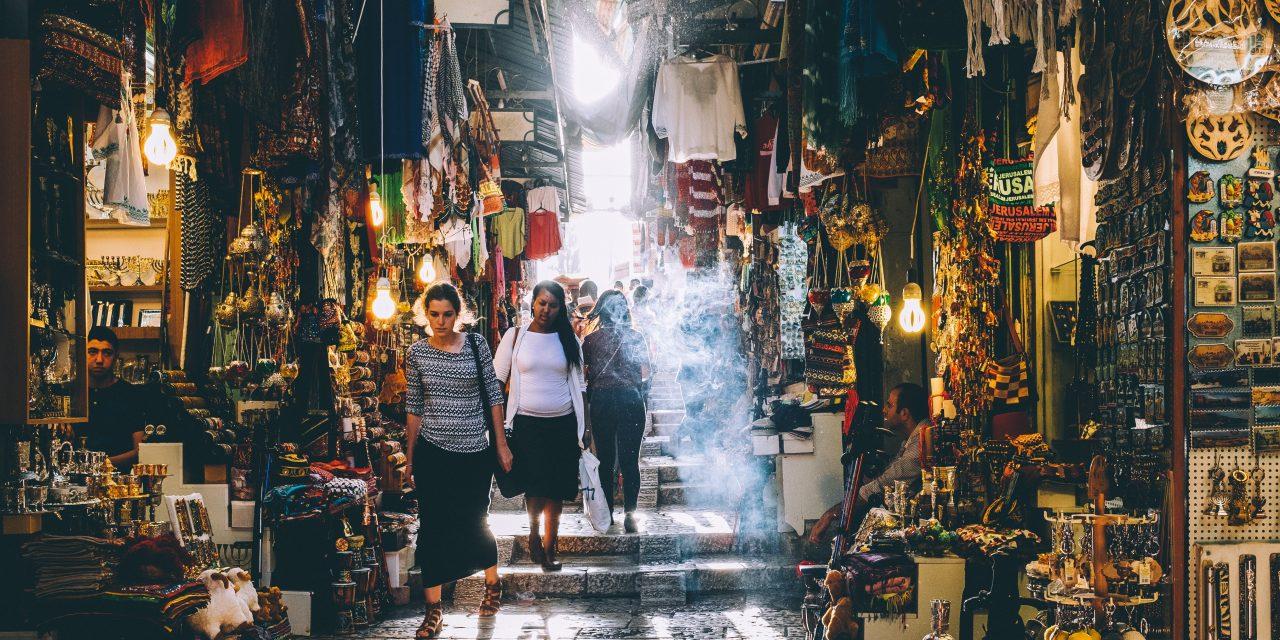 Shopping Around the World