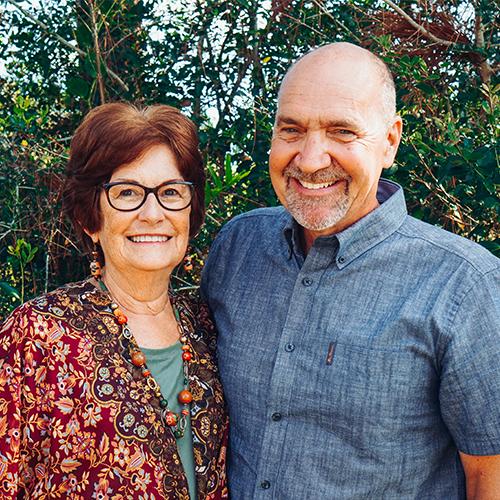 Doug & Beth Gehman