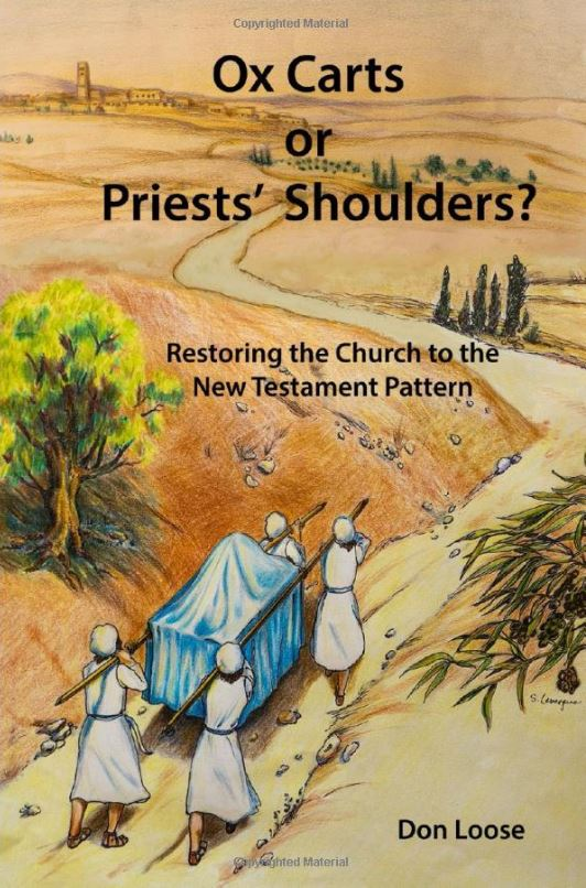 Ox Carts or Priests' Shoulders?